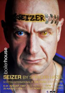 Seizer poster